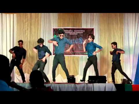 MJ5 dance for college fest thrissur