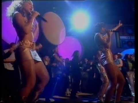 Destiny's Child - Independent Women Part 1 - Top Of The Pops - Friday 1st December 2000