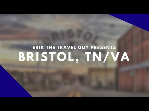 Tour Bristol TN and VA! | Travel Ideas