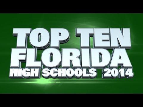 Top 10 Best High Schools in Florida 2014