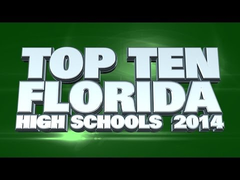 Top 10 Best High Schools in Florida 2014