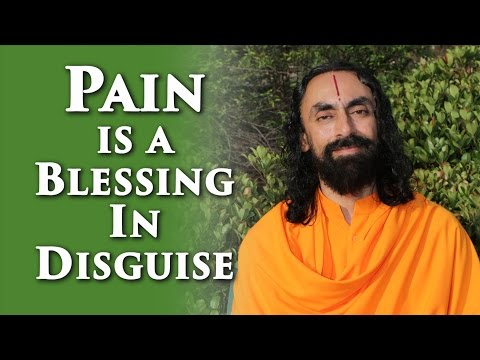Patanjali Yoga Sutras Part6 - Swami Mukundananda - Pain is a blessing in disguise