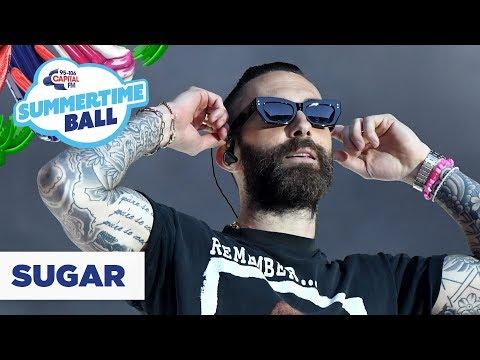 Maroon 5 – 'Sugar' | Live At Capital's Summertime Ball 2019