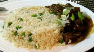 Cooking | Beef Pares