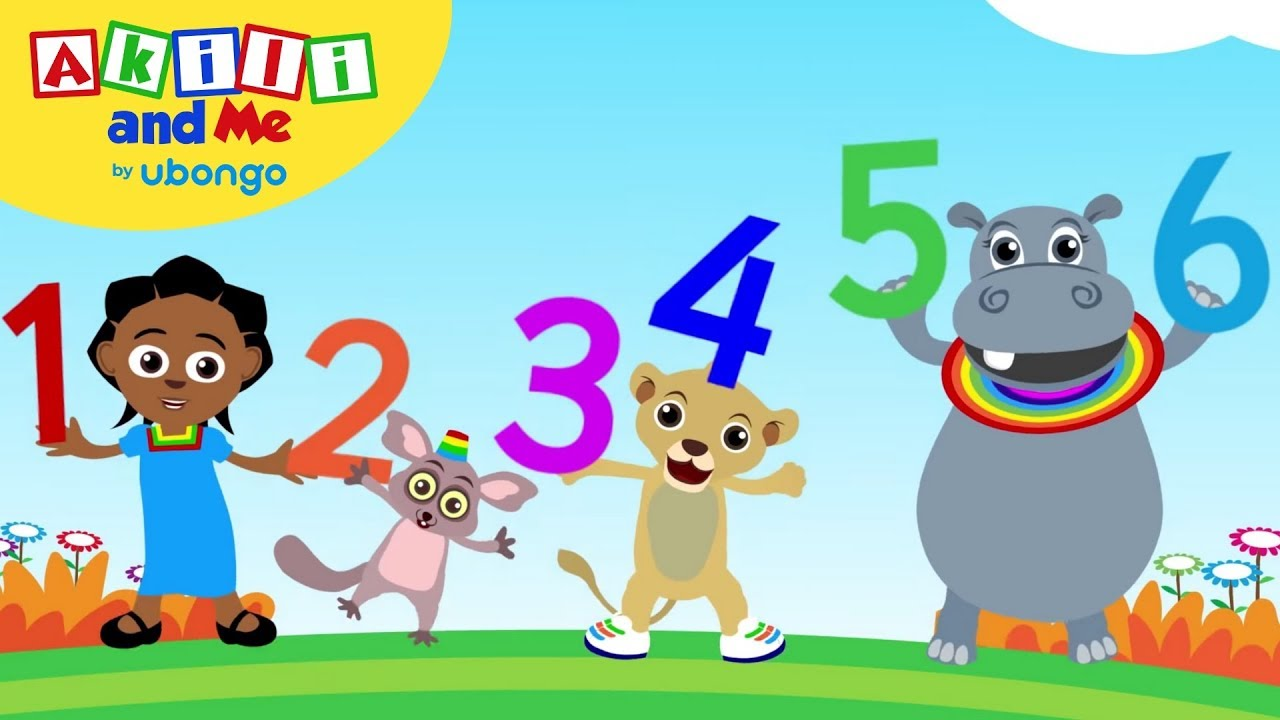 Download Time to Count! One, two, three! - Educational Songs from Akili and Me