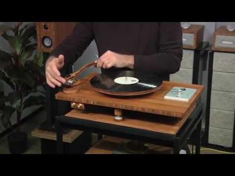 Tri Art Audio Pebbles Turntable Set Up & Tri Art Audio Pebbles Turntable Set Up - YouTube