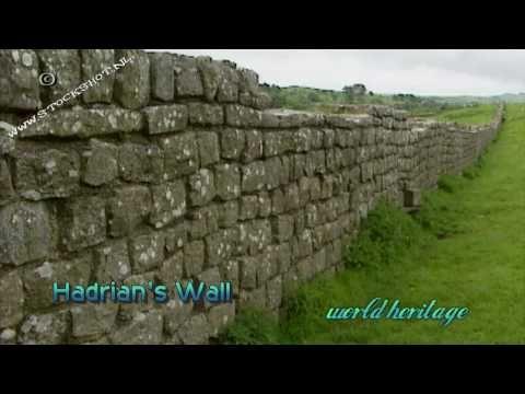 Hadrian's wall, Unesco world heritage