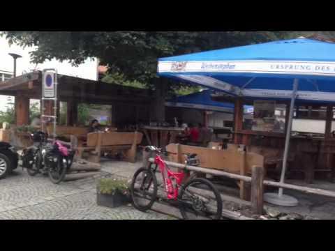 Schweizer Alpencross Tag 1