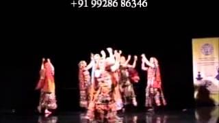rajasthani folk dance artist   manjira dance2