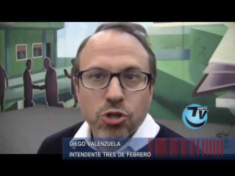Diego Valenzuela Intendente Tres de Febrero