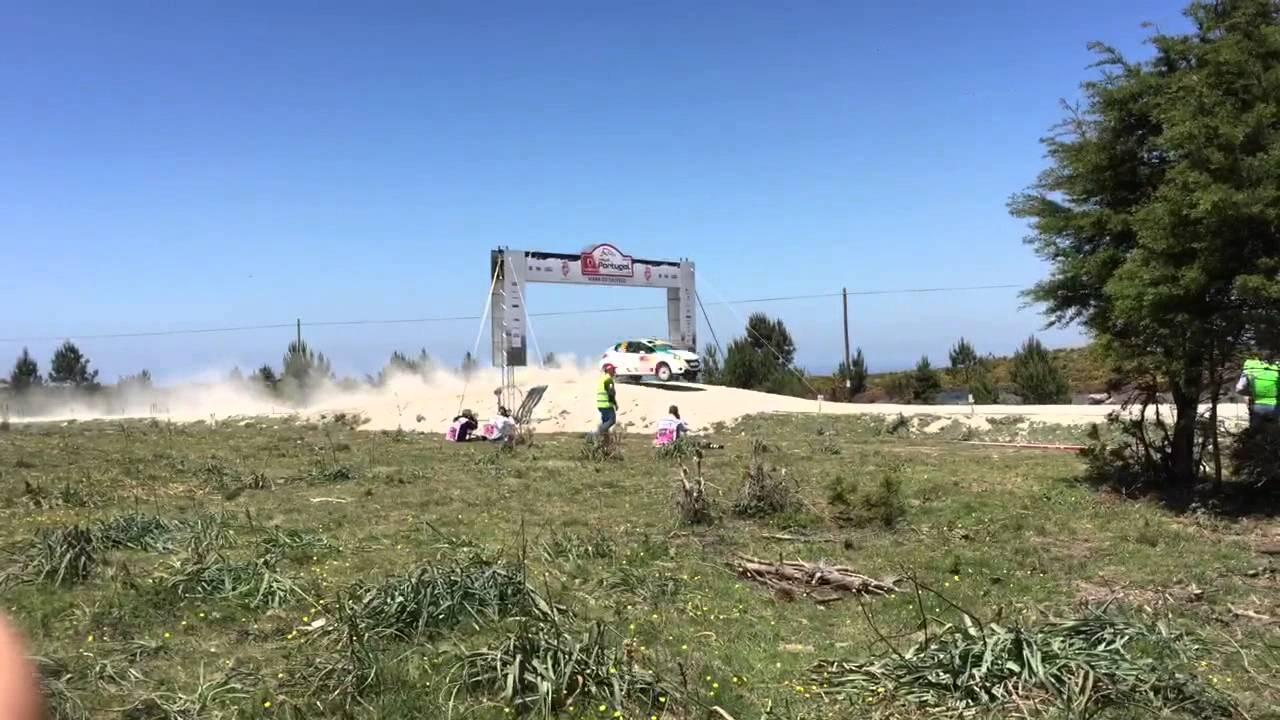 Rally De Portugal Ze14 Carreco Viana Do Castelo Youtube