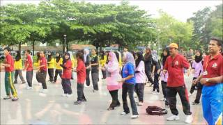 MAJLIS PELANCARAN PROGRAM SISWA SIHAT 1 MALAYSIA BAGI ZON TENGAH 2011