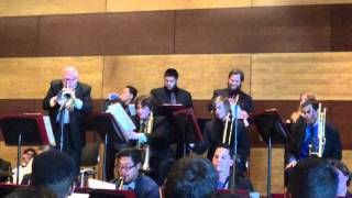 College of San Mateo Big Band at the Reno Jazz Festival 2013 - The Waltz I Blew for You