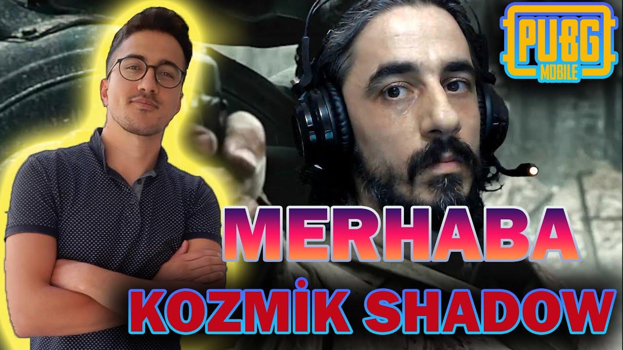 MERHABA KOZMİK SHADOW - SESSİZ FIRTINA SON MAÇ- PUBG MOBİLE