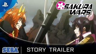 Sakura Wars - Story Trailer | PS4