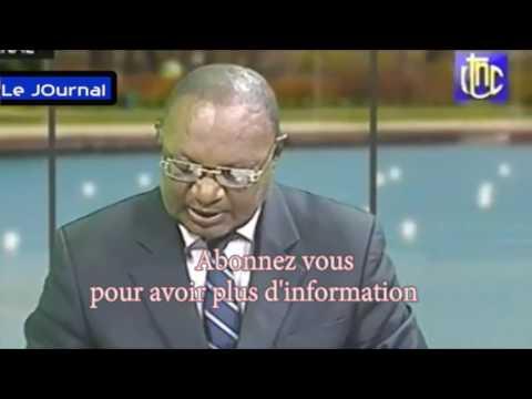 JOSEPH KABILA APONI - BRUNO TSHIBALA COMME PREMIER MINISTRE EN RDC