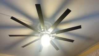 Harbor Breeze 72-in 9 blade Slinger Ceiling Fan