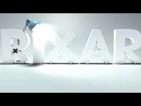 'Cinema 4D' pixar intro parody