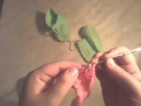 уроки вязания пинеток крючком видео на Lifevideosru