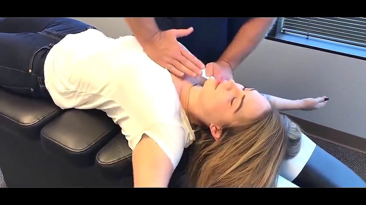 *The Most DIVINE* ASMR Chiropractic Adjustment Compilation
