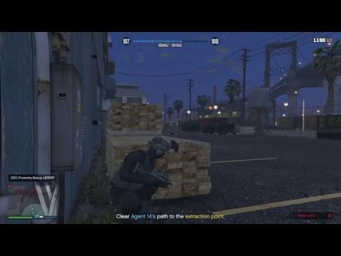 GTA5 cash run