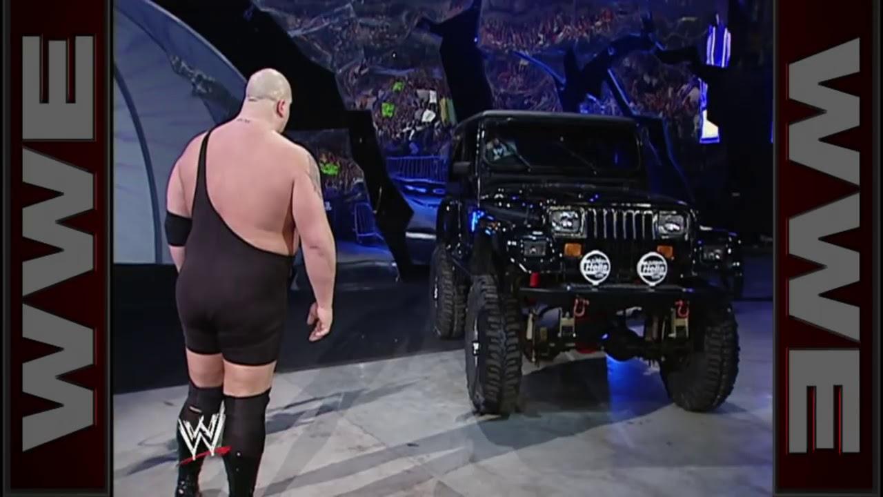 WWE Пытается перевернуть джип (ЖЕСТЬ!) Всем смотреть!