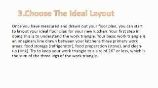 Virtual Kitchen Designer: Design A Kitchen Online
