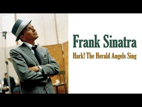 "Frank Sinatra  ""Hark! The Herald Angels Sing"""