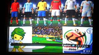 Pro Evolution Soccer 2011 Rivals Mix v.3 ps2
