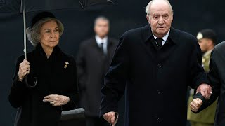 Spain's former king Juan Carlos is in the UAE, palace confirms