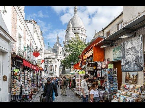 Paris - Montmartre 4K