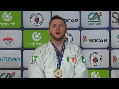 الجيدو: الذهبية الثانية للإيرلندي فليتشر في منافسات الجائزة الكبرى في مراكش…