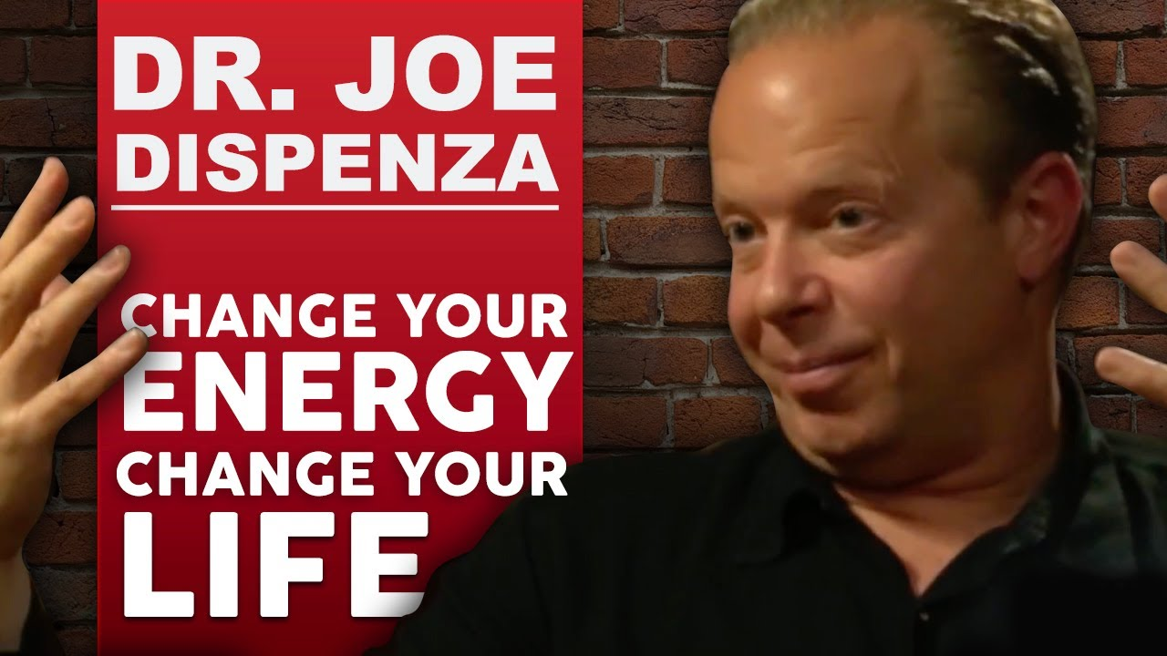 DR JOE DISPENZA - CHANGE YOUR ENERGY, CHANGE YOUR LIFE - Part 1/2 | London Real