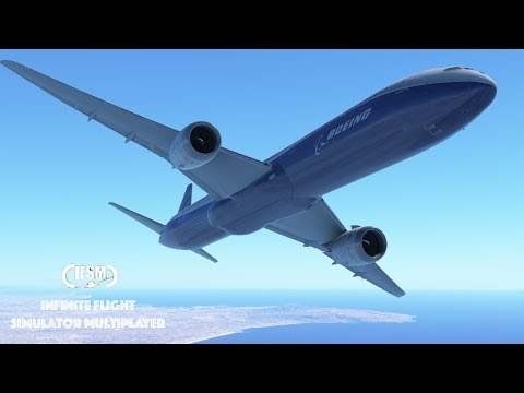 Infinite Flight Global Boeing House B787 - 10 Dreamliner - LAX - SAN
