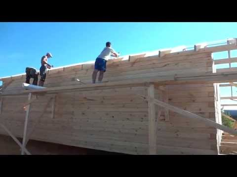 Строительство домов из бруса. Брусовик Кострома