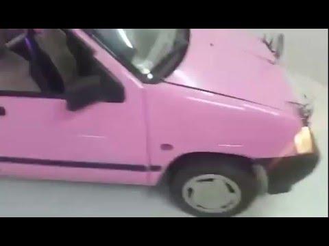 daewoo Tico Cabrio