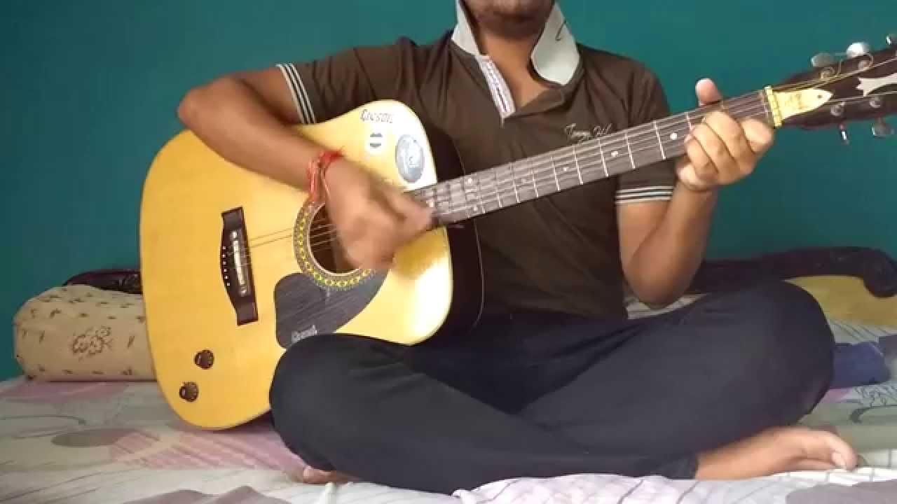 Dheere Dheere Se Meri Zindagihoney Singhguitar Lesson Chords
