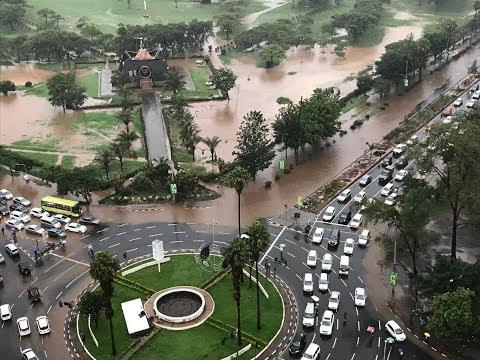 Morning rains bring Nairobi Estates to a standstill