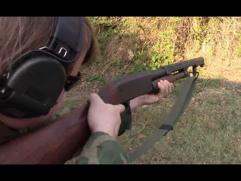 Ithaca Inland M37 Review/US Military Trench Gun Overview