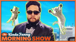 The Best Way to Screw with Kevin - The Kinda Funny Morning Show 06.07.18