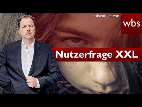 Mit 13 schon Mörder - Was passiert mit ihm? | Nutzerfragen XXL - Rechtsanwalt Christian Solmecke
