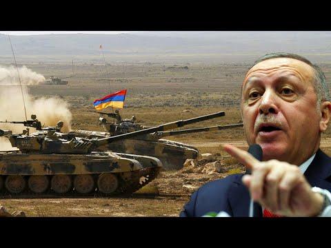На кону НАХИДЖЕВАН!! Армянскую армию на турецкий испуг не возьмёшь