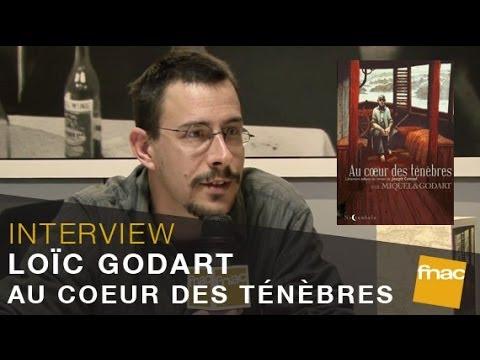 Interview Fnac de Loïc Godart pour l'album Au cœur des Ténèbres