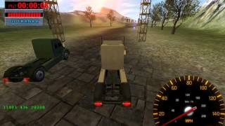 PC Longplay [474] Big Rigs Over the Road Racing