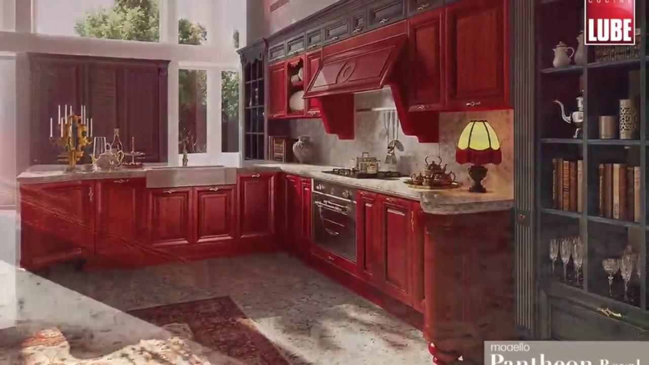 Pantheon Royal Cucine Lube