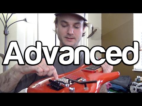 Advanced Guitar Tutorial M3RKMUS1C