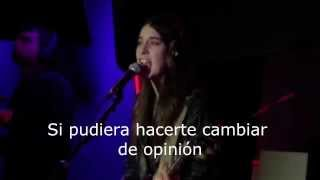 If I Could Change Your Mind - HAIM (Traducida al Español)