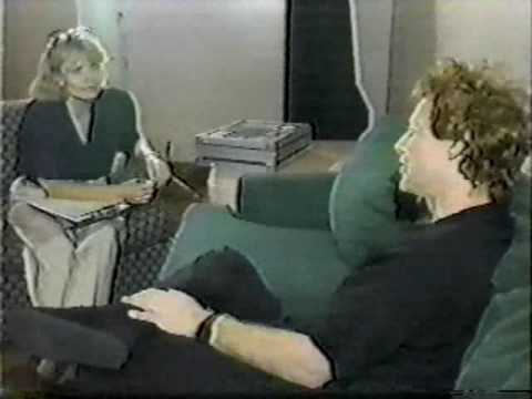 Danny Elfman Hollywood Report interview (1990)