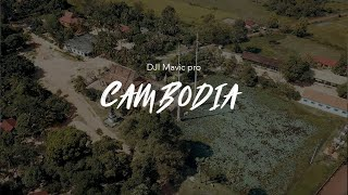 Awesome road trip CAMBODIA & BANGKOK by drone
