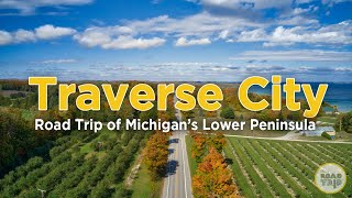 Traverse City Road Trip | See what it's like to visit Traverse City, Michigan